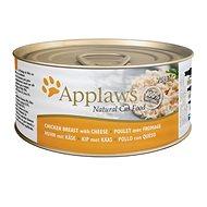 Applaws konzerva Cat kuřecí prsa a sýr 70 g