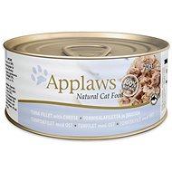 Applaws konzerva Cat tuňák a sýr 70 g