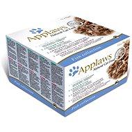Applaws konzerva Cat multipack rybí výběr 12 × 70 g