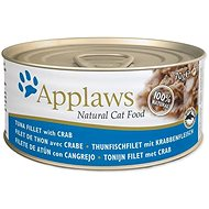 Applaws konzerva Cat tuňák a krab 70 g - Konzerva pro kočky