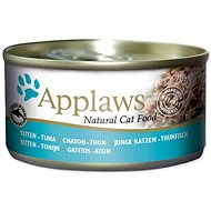 Applaws canned kitten fine tuna for kittens 70 g - Cat food