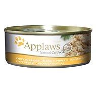 Applaws konzerva Cat kuřecí prsa 156 g - Konzerva pro kočky