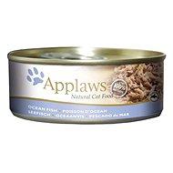Applaws konzerva Cat mořské ryby 156 g