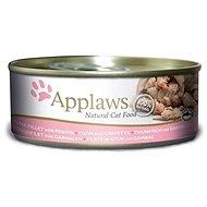 Applaws konzerva Cat tuňák a krevety 156 g - Konzerva pro kočky