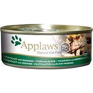 Applaws konzerva Cat tuňák a mořské řasy 156 g