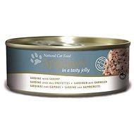 Applaws konzerva Cat Jelly sardinky a krevety v želé 156 g - Konzerva pro kočky