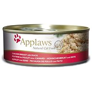 Applaws Canned Cat Chicken Breast and Duck 156g - Cat food