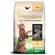 Applaws granule Cat Adult kuře 400 g - Granule pro kočky