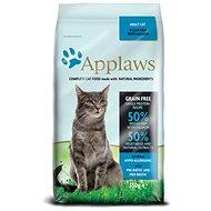Applaws granule Cat Adult Mořské ryby s lososem 350 g - Granule pro kočky