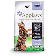 Applaws granule Cat Adult kuře s kachnou  400 g - Granule pro kočky