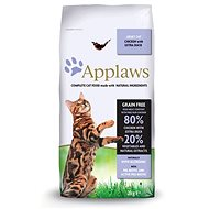 Applaws Cat Adult Chicken with Duck 2 kg - Cat food