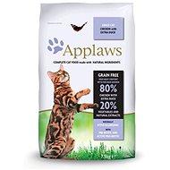 Applaws granule Cat Adult kuře s kachnou 7,5 kg - Granule pro kočky