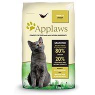 Applaws granule Cat Senior kuře 7,5 kg - Granule pro kočky