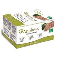 Applaws paštika Cat multipack country 7 × 100 g - Paštika pro kočky