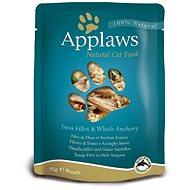 Applaws kapsička Cat tuňák a celé ančovičky 70 g - Kapsička pro kočky