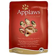Applaws pouch Cat tuna and tiger prawns 70 g - Cat Food Pouch
