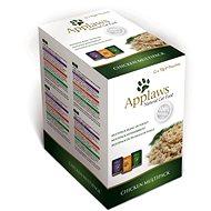 Applaws kapsička Cat multipack kuřecí výběr 12 × 70 g - Kapsička pro kočky