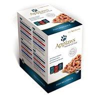 Applaws kapsička Cat multipack rybí výběr 12 × 70 g - Kapsička pro kočky