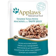 Applaws Cat Jelly Tuna and Mackerel in Jelly 70 g - Cat pocket