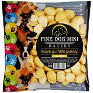 Fine Dog Bakery Mini Biscuit for Small Dog Breeds 6 × 80g Classic - Dog Biscuits