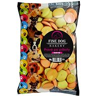 Fine Dog Bakery Dog Biscuits 6 × 200g Coloured - Dog Biscuits
