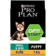 Pro Plan small mini puppy optistart kuře 7 kg
