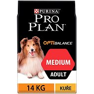 Pro Plan medium adult optibalance kuře 14 kg