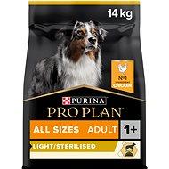 Pro Plan all sizes adult optiweight kuře 14 kg