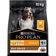 Pro Plan duo délice adult kuře 10 kg - Granule pro psy