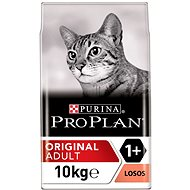 Pro Plan cat adult losos 10 kg - Granule pro kočky