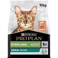 Pro Plan cat sterilised losos 10 kg - Granule pro kočky