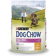 Dog Chow small breed adult kuře 7,5 kg - Granule pro psy