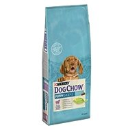 Dog Chow puppy jehněčí 14 kg - Granule pro štěňata