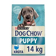 Dog Chow puppy velká plemena krůta 14 kg