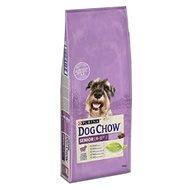 Dog Chow senior jehněčí 14 kg - Granule pro psy