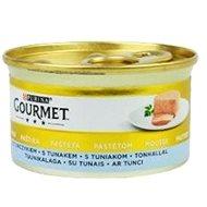 Gourmet gold - 85 g s tuňákem, paštika - Paštika pro kočky
