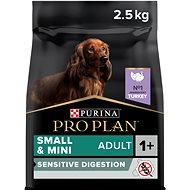 Pro Plan small mini adult optidigest grain free krůta 2,5 kg - Granule pro psy