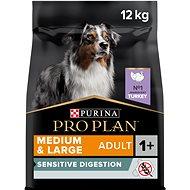 Pro Plan medium large adult optidigest grain free krůta 12 kg - Granule pro psy