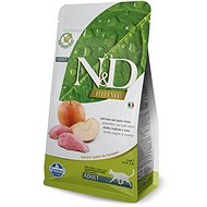 N&D grain free cat adult boar & apple 5 kg - Granule pro kočky