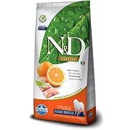 N&D grain free dog adult maxi fish & orange 12 kg - Granule pro psy