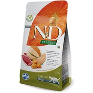 N&D grain free pumpkin cat duck & cantaloupe melon 1,5 kg - Granule pro kočky