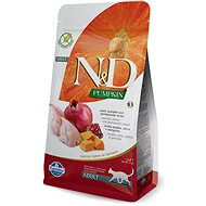 N&D grain free pumpkin cat quail & pomegranate 1,5 kg
