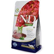 N&D grain free quinoa cat digestion lamb & fennel 1,5 kg - Granule pro kočky