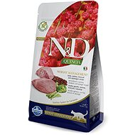 N&D grain free quinoa cat weight mngmnt lamb & broccoli 1,5 kg - Granule pro kočky