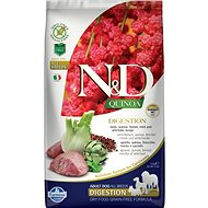 N&D grain free quinoa dog digestion lamb & fennel 2,5 kg - Granule pro psy