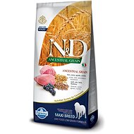 N&D low grain DOG Adult M/L Lamb & Blueberry 12 kg - Granule pro psy