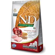 N&D low grain DOG Puppy M/L Chicken & Pomegranate 2,5 kg - Granule pro štěňata