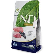 N&D PRIME CAT Adult Lamb & Blueberry 1,5 kg
