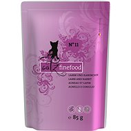 Catz finefood - with lamb and rabbit 85 g - Cat Food Pouch