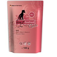 Dogz finefood - with 100 g beef - Dog pocket